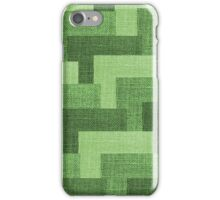 Multicolor Knitted Pattern iPhone Case/Skin