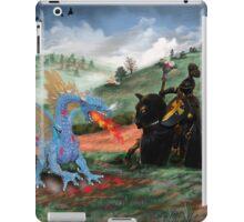 Slaying The Dragon iPad Case/Skin