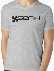 Genix Mens V-Neck T-Shirt
