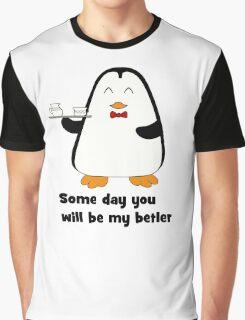 Betler penguin Graphic T-Shirt