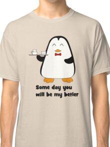 Betler penguin Classic T-Shirt