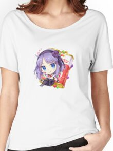 Shidare Chibi Women's Relaxed Fit T-Shirt