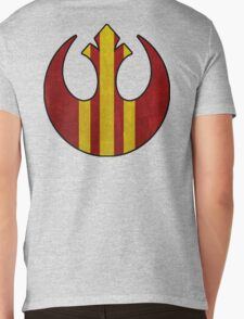 Rebel Alliance Symbol Mens V-Neck T-Shirt