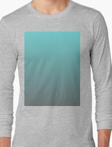 aqua Long Sleeve T-Shirt