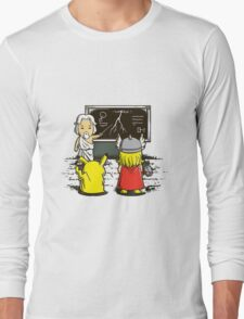 Pop culture Long Sleeve T-Shirt