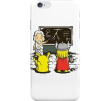 Pop culture iPhone Case/Skin