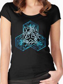 Skyknot Women's Fitted Scoop T-Shirt