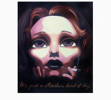 It's Just a Marlene kind of day.... Womens Fitted T-Shirt