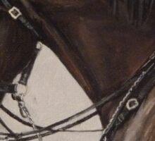 Dunkirk: Household Cavalry Horse Sticker