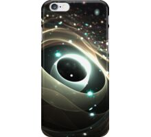 Cradle of a universe iPhone Case/Skin