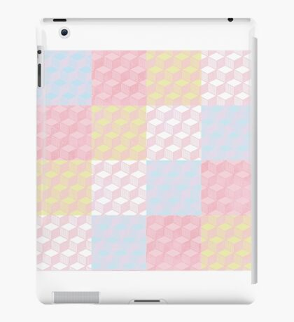 Cute cubes iPad Case/Skin