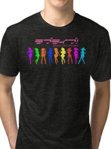 Love Live! School Idol Project Tri-blend T-Shirt