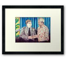 Bill - Nelson Framed Print