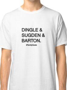 #FamilyGoals Classic T-Shirt