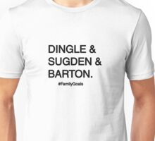 #FamilyGoals Unisex T-Shirt