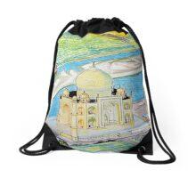 The Taj  Drawstring Bag