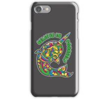 Narwhal Believes in You iPhone Case/Skin