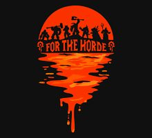 Wow - For The Horde Unisex T-Shirt