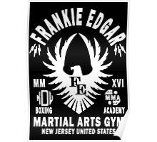Frankie Edgar Martial Arts Gym Poster
