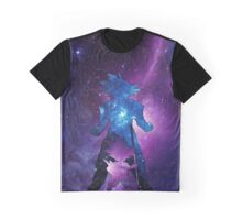 Galaxy Goku Graphic T-Shirt
