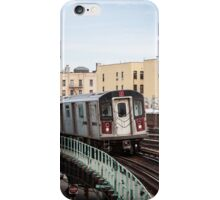 Incoming Number 2 Train iPhone Case/Skin