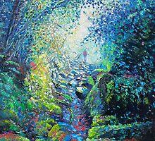 Bush Treck by HelenBlair
