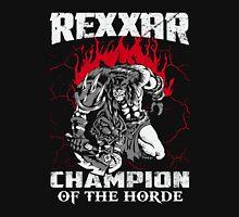 Wow - Rexxar The Champion Unisex T-Shirt