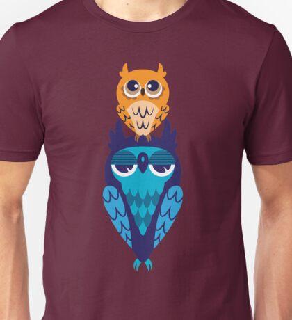 A Parliament of Owls Unisex T-Shirt
