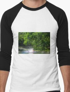 SPLASH! Men's Baseball ¾ T-Shirt