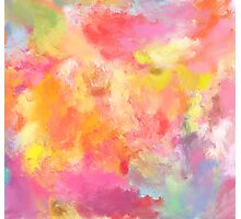 Summer Dreams Oil Painting Photographic Print