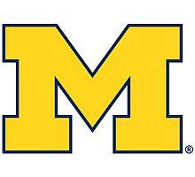 University of Michigan by mazhari