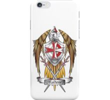 maltese 8 iPhone Case/Skin