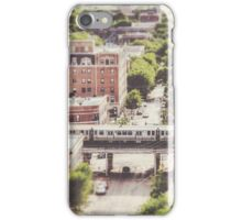 Uptown Chicago L iPhone Case/Skin