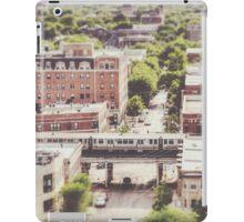 Uptown Chicago L iPad Case/Skin