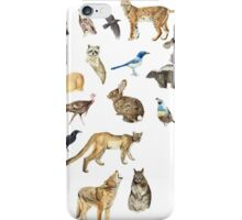 Keep Fort Ord Wild iPhone Case/Skin