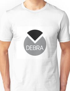 american first name female: Debra Unisex T-Shirt
