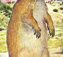 Prairie Dawg Sticker