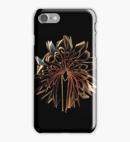 Book Flower iPhone Case/Skin