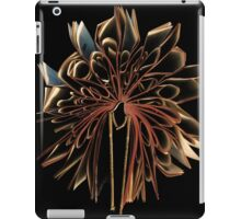 Book Flower iPad Case/Skin