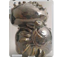 Textured sculpture iPad Case/Skin
