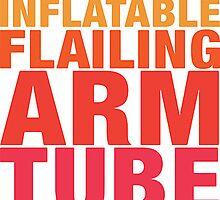 Wacky Waving Inflatable Arm Flailing Tube Man by Lyons66