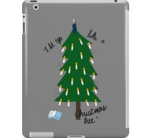 It's a simile  iPad Case/Skin
