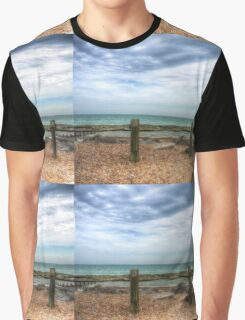 A day by the sea Graphic T-Shirt