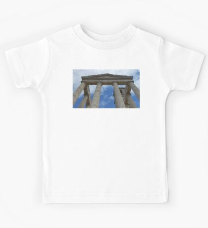 Souvenir from Pompeii - Architecture in the sky Kids Tee