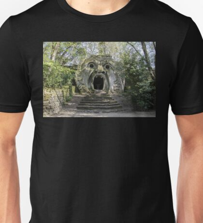 Souvenir from Bomarzo - monster's castle Unisex T-Shirt