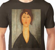 Souvenir from Italy - Modigliani Unisex T-Shirt