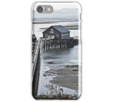 garibaldi public pier iPhone Case/Skin