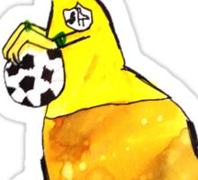Dan's Socceroo!  Sticker