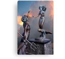 Greek Mythology  Canvas Print