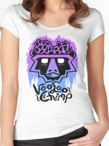 Voodoo Chimp Women's Fitted Scoop T-Shirt